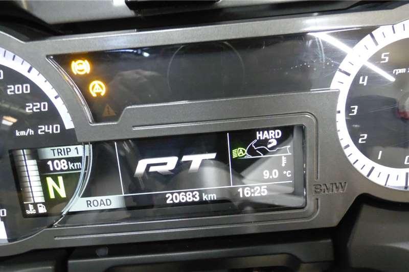 2018 BMW R1200 RT