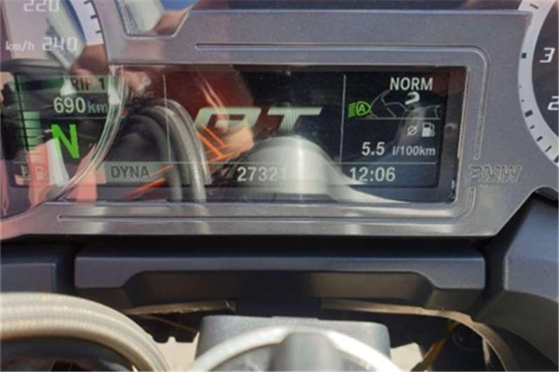 2014 BMW R1200 RT