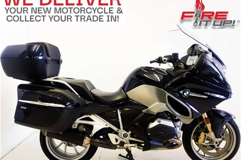 BMW R1200 RT LC 2018