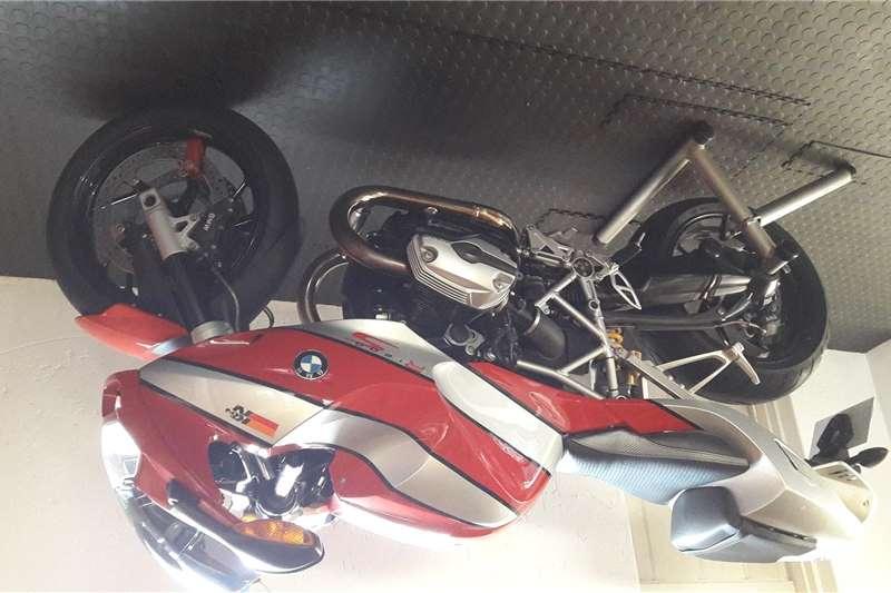 2008 BMW R1200 S