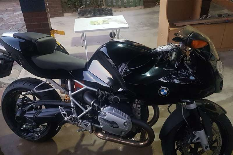 Used 2009 BMW R1200 S