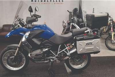 BMW R1200GS 2008
