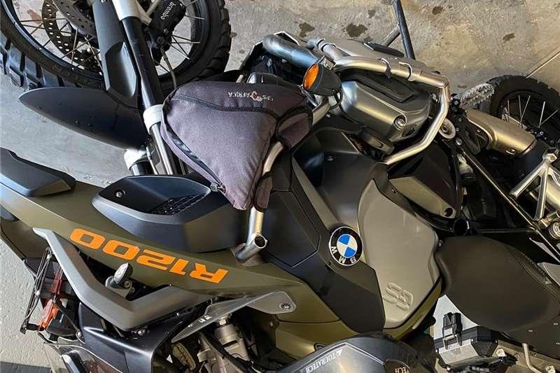 Used 2015 BMW R1200GS