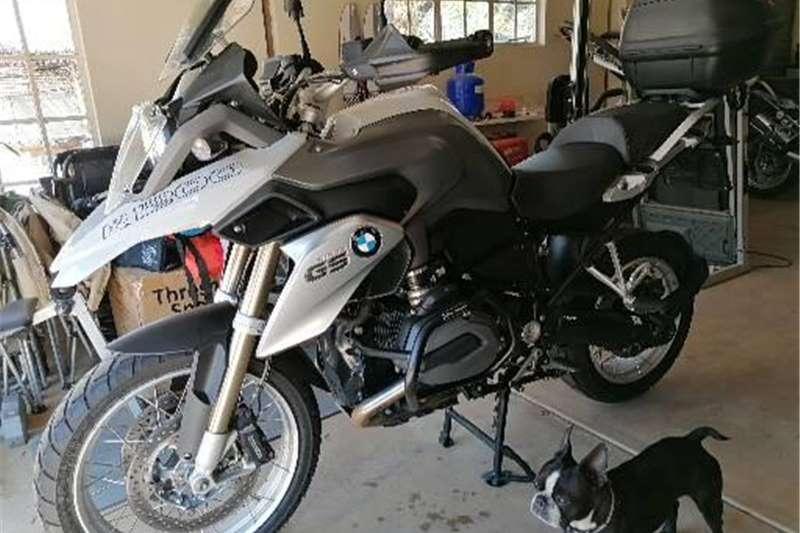 Used 2016 BMW R1200GS