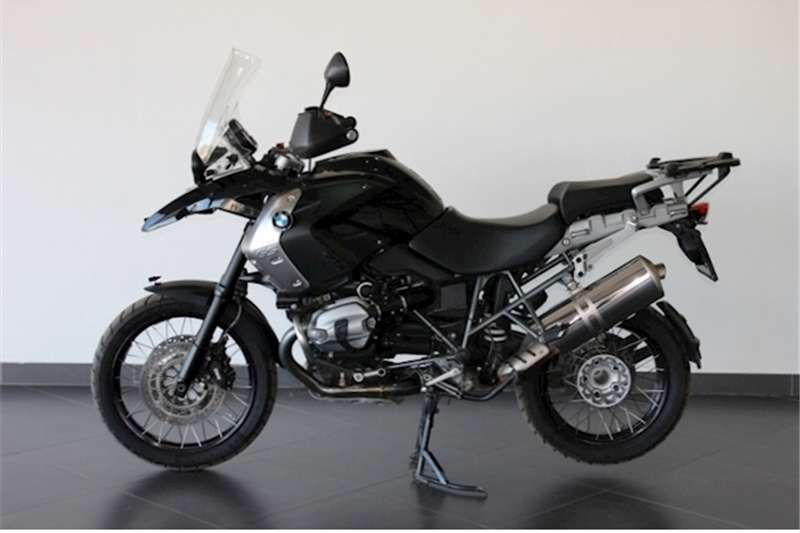 BMW R1200GS ABS H/GRIPS 2012