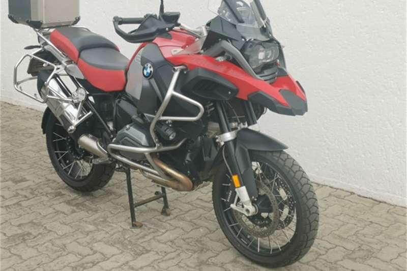 BMW R1200GS ADV (K51 FULL SPEC) 2016