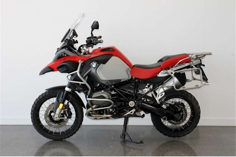 BMW R1200GS ADV (K51 FULL SPEC) 2018