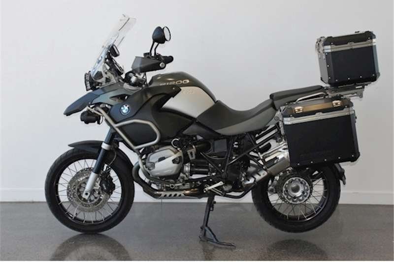 BMW R1200GS ADVENT ABS H/GRIPS 2010