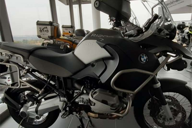 BMW R1200GS ADVENT ABS H/GRIPS 2011
