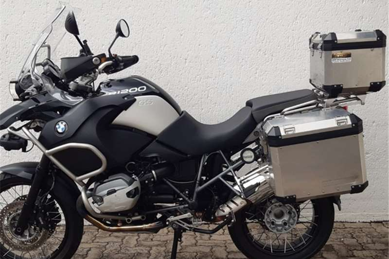 BMW R1200GS ADVENT ABS H/GRIPS 2012