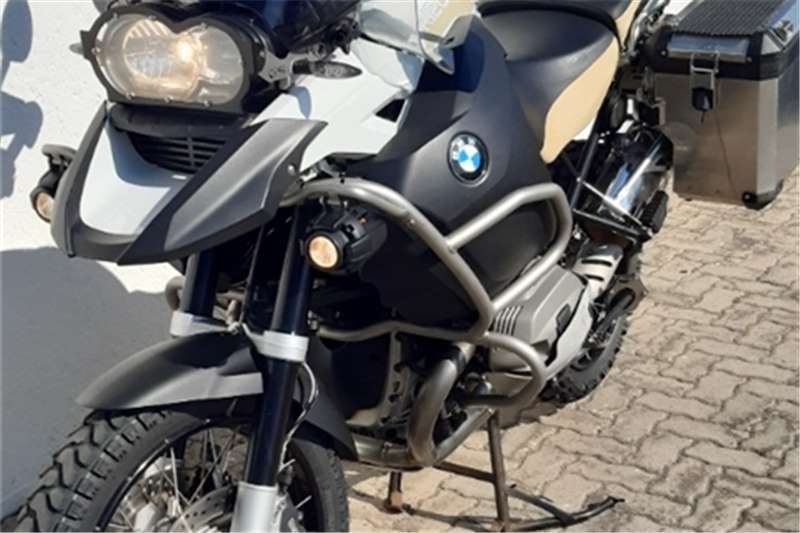 BMW R1200GS ADVENT ABS H/GRIPS 2013