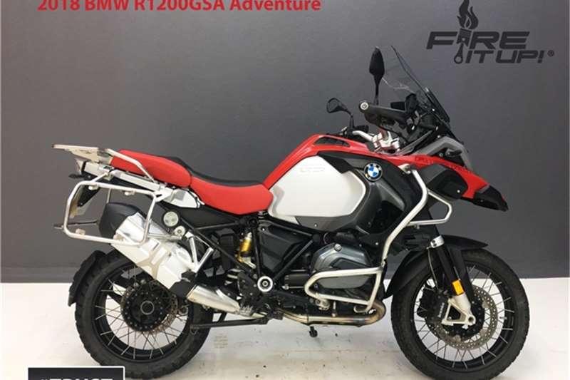 BMW R1200GS Adventure Full Spec 2018