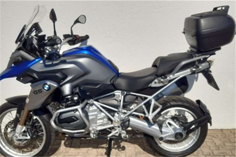 BMW R1200GS (FULL SPEC) 2015