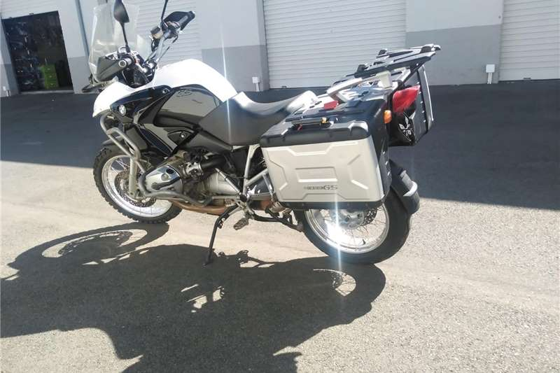 0 BMW R1200GS