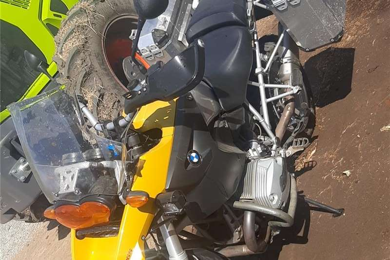 Used 0 BMW R1200GS