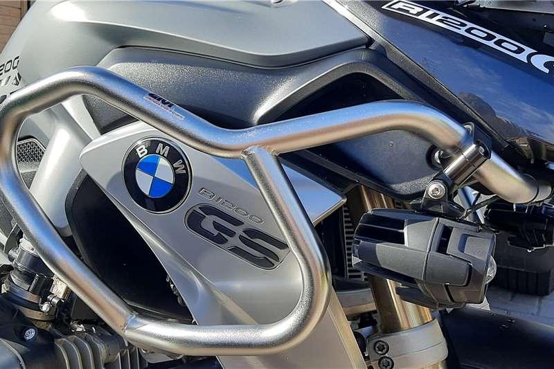 BMW R1200GS Liquid cooled 2013