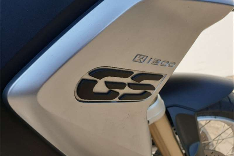 Used 2018 BMW R1200GS