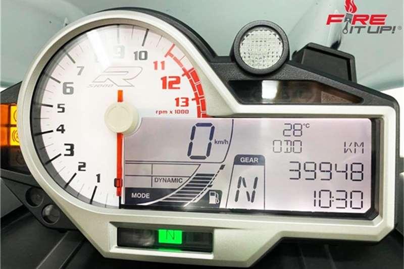 BMW S 1000 R 2014