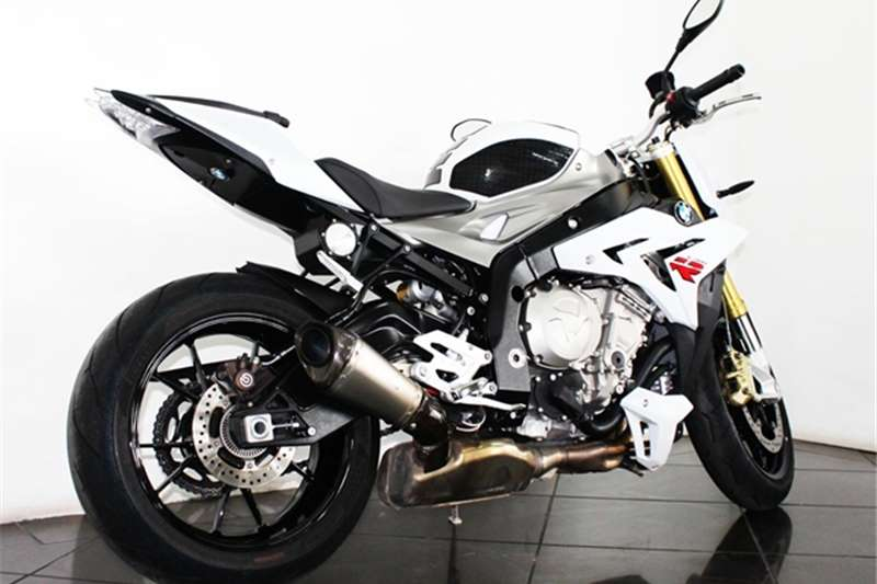 Used 2016 BMW S 1000 R
