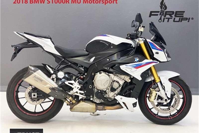 BMW S 1000 R MU Motorsport 2018