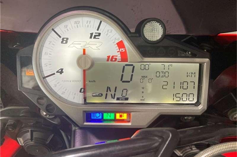 BMW S 1000 RR RR 2018
