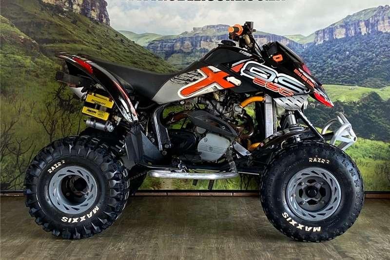 Can-Am ATV 2005