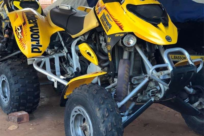 Can-Am DS 2000