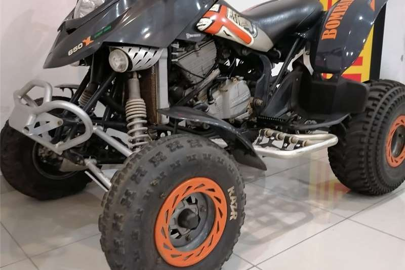 Can-Am DS 2004