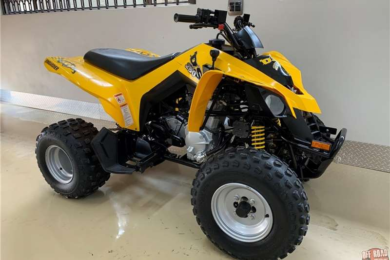 Can-Am DS 2006