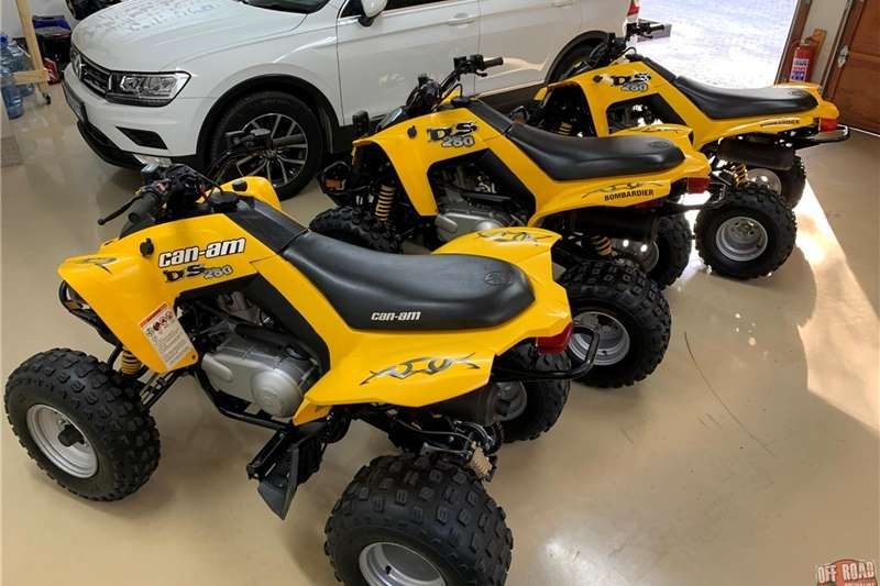Used 2006 Can-Am DS