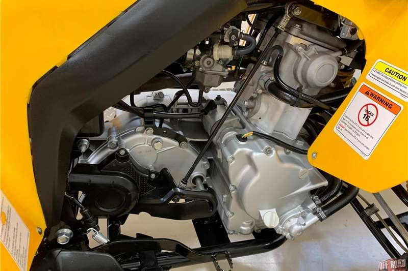 Can-Am DS 2007
