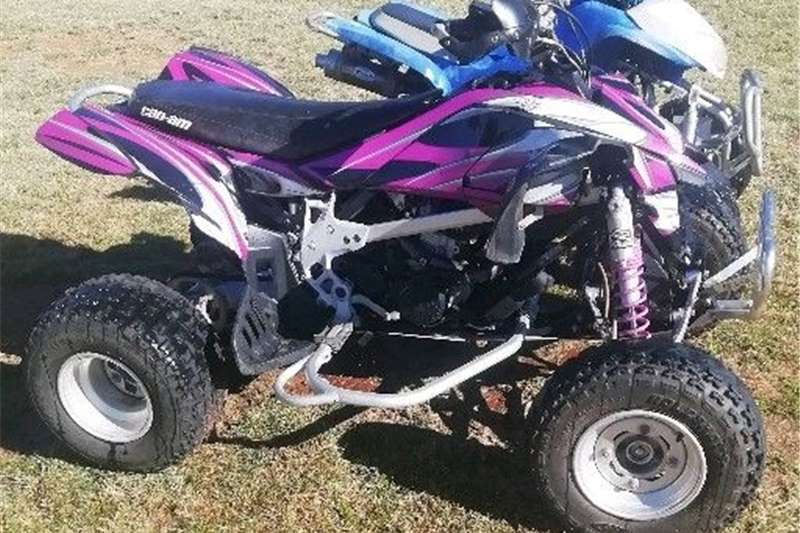 Can-Am DS 2008