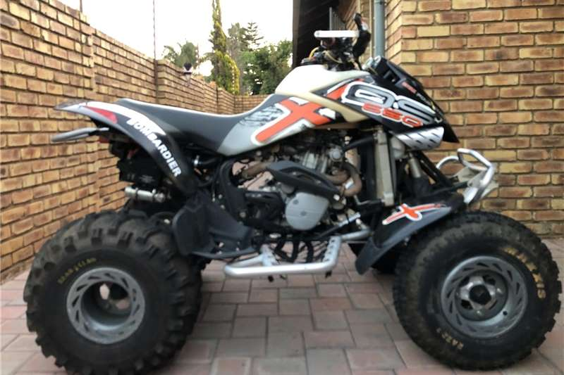Used 0 Can-Am DS