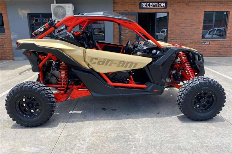 Can-Am Maverick 2017