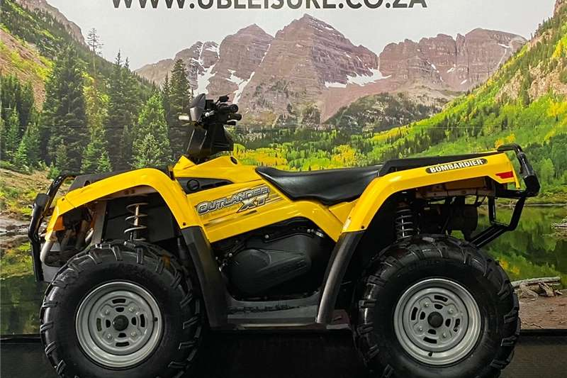Used 2004 Can-Am Outlander
