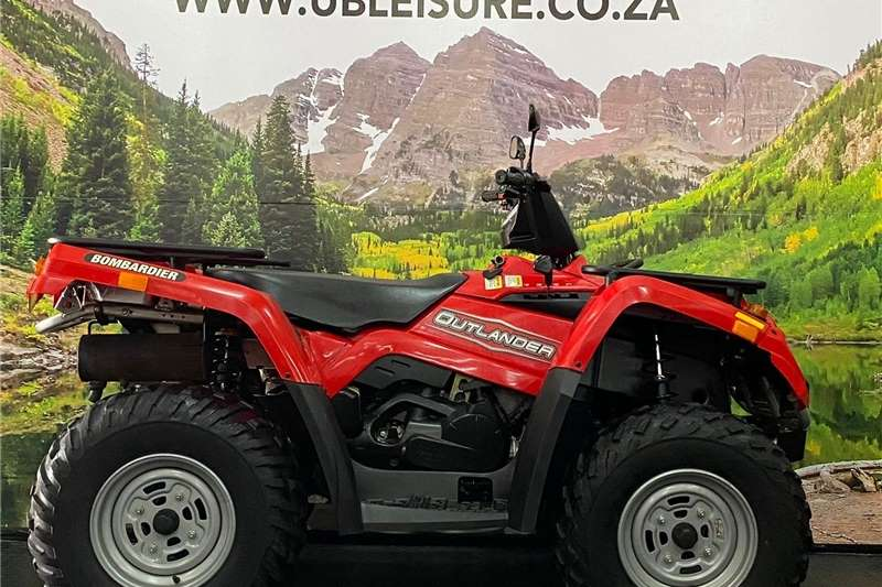 Used 2005 Can-Am Outlander