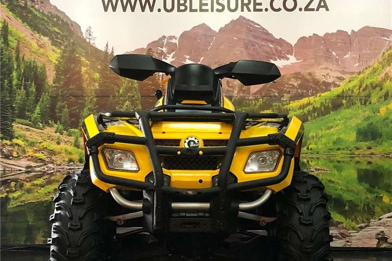 Used 2006 Can-Am Outlander