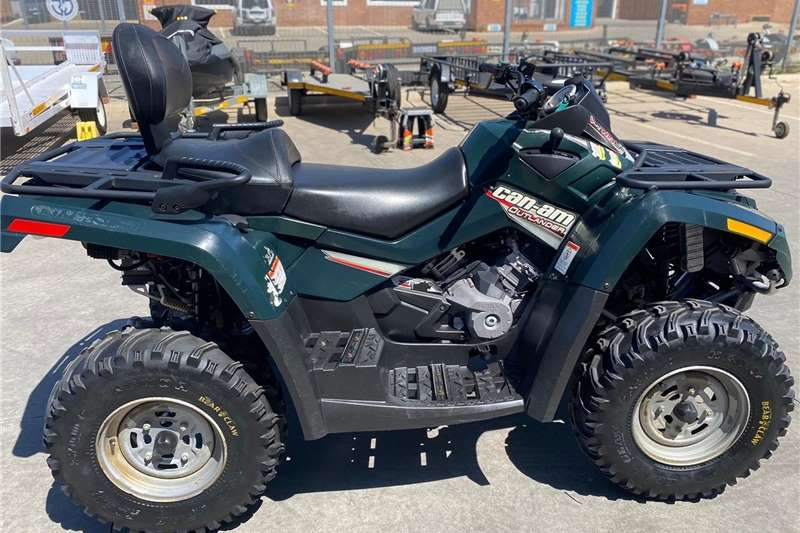 Used 2007 Can-Am Outlander