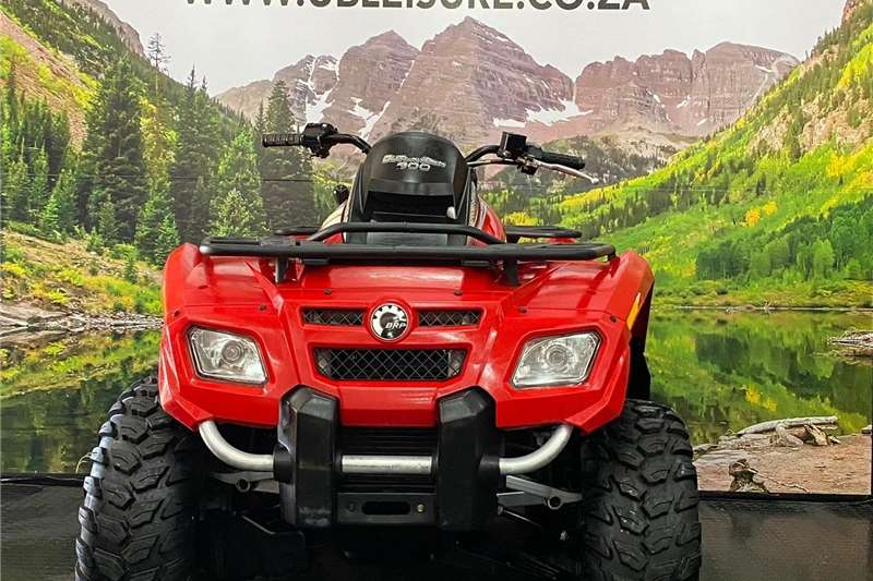 Used 2008 Can-Am Outlander