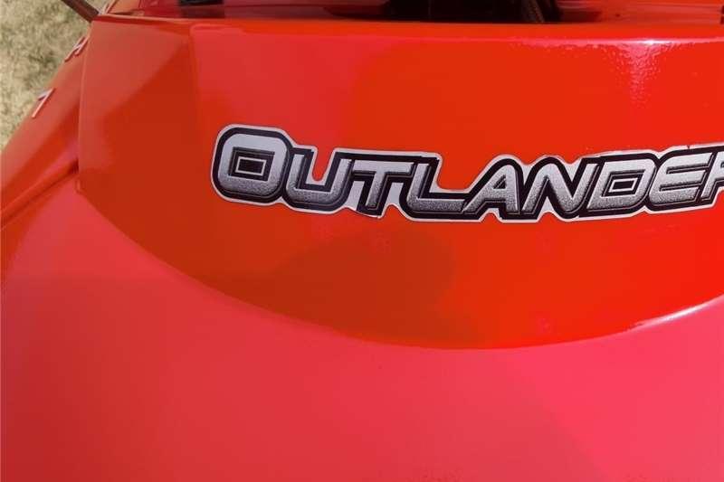 Can-Am Outlander 2011