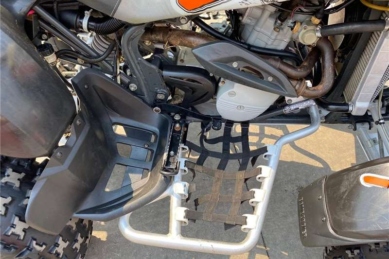 Used 2007 Can-Am Outlander 450-570