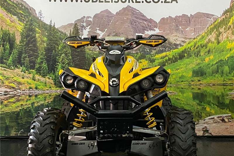 Used 2010 Can-Am Renegade