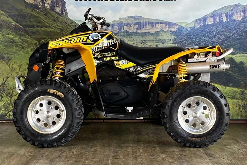 Can-Am Renegade 4x4 2006