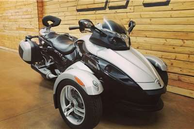 Used 2012 Can-Am Spyder