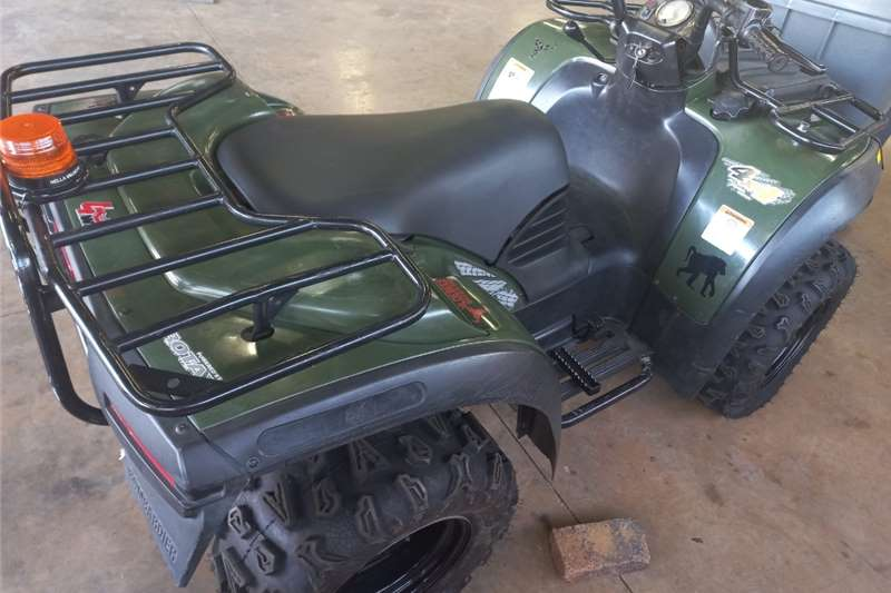 Used 0 Can-Am Traxter