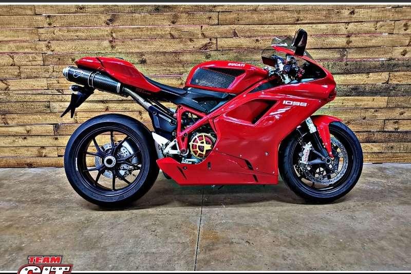 2009 Ducati 1098