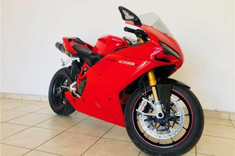 Used 2008 Ducati 1098s