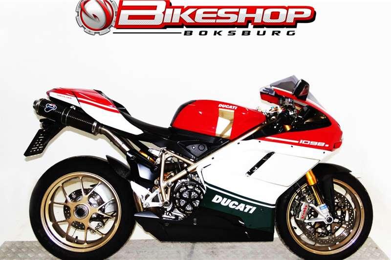 Ducati 1098s 2008