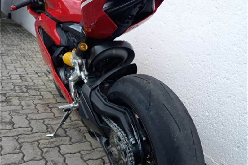 Ducati 1199 R 2017