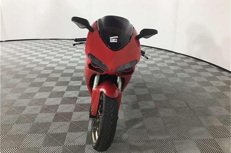 Used 2009 Ducati 848